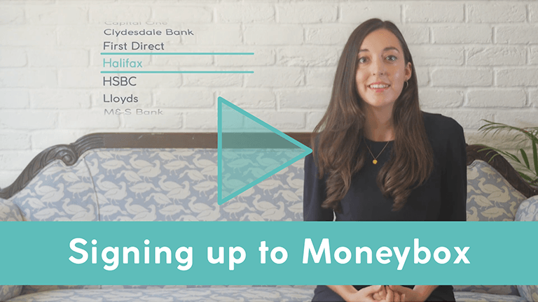 How Moneybox works Video screenshot